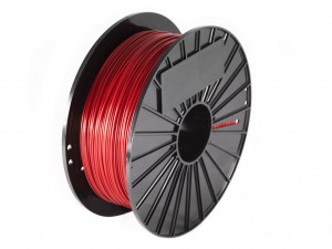 F3dfilament PET G - red 1 kg 1,75 mm